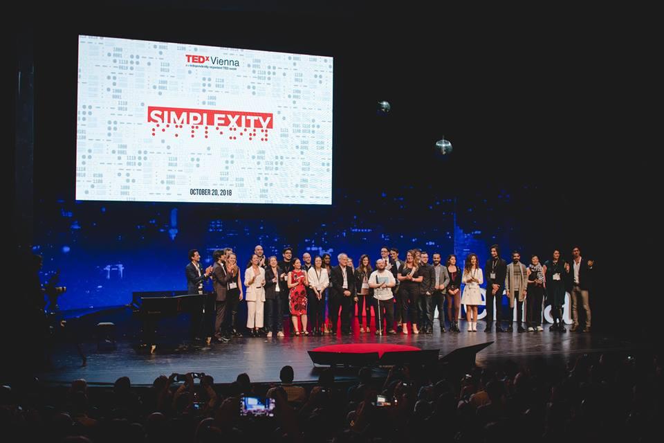 Simplexity – Das war TEDxVienna 2018