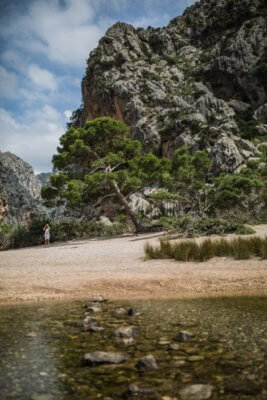 Fotobox auf der Insel Mallorca