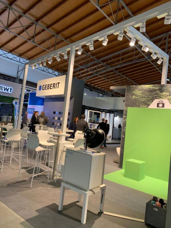 Snapify Fotobox bei der EXPO 2020